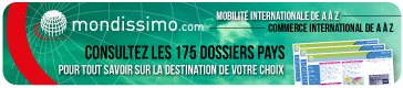 Mondissimo.com : Expatriation, Exportation, Mobilité Internationale, Commerce International, Implantation